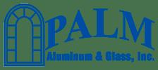 Palm Aluminum Logo